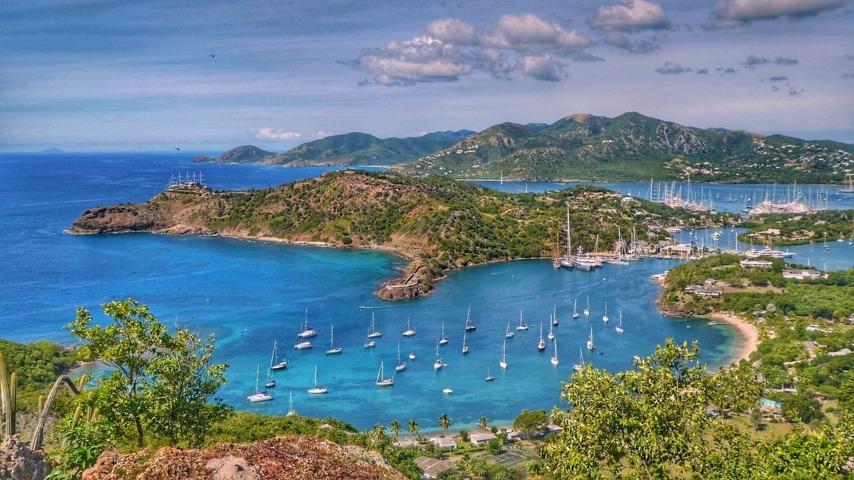 tourism in Antigua