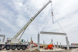 Types Of Equipment Provided By Lifting Equipment Services